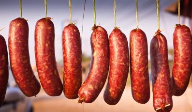 kiełbasa wędlina mięso