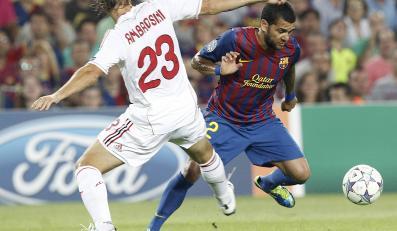 Barcelona kontra Milan hitem ćwierćfinałów Ligi Mistrzów