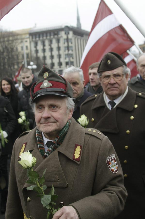 Marsz weteranów Waffen SS
