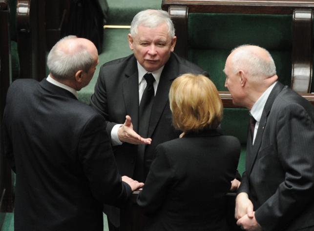 Jarosław Kaczyński zdecydował, komu przekaże władzę w regionach