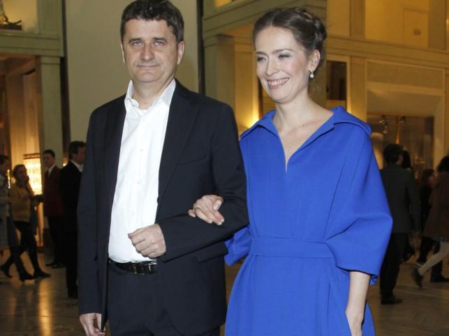 Monika i Janusz Palikotowie
