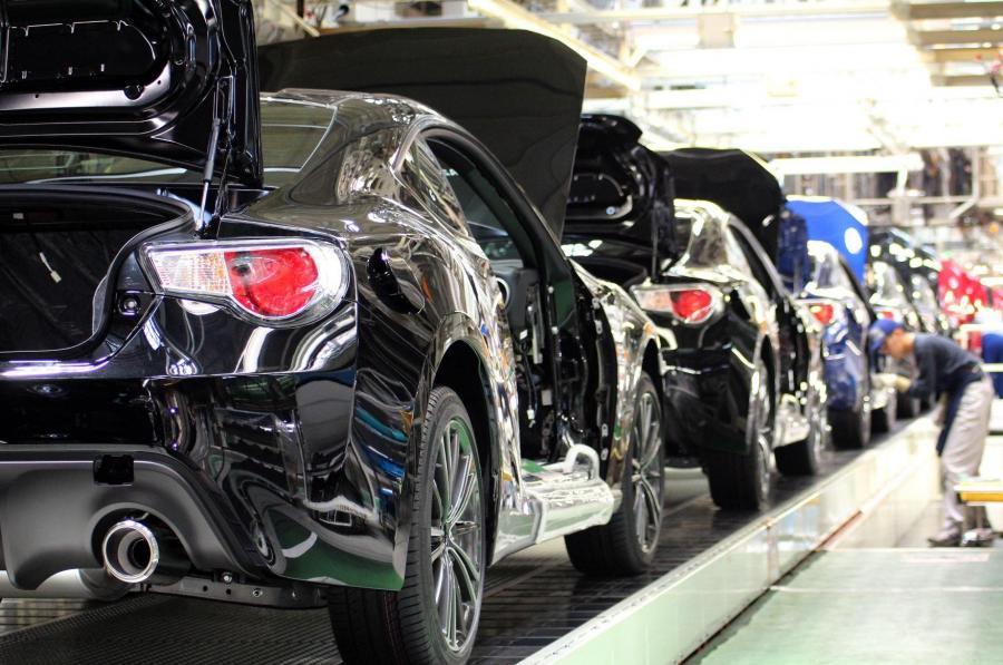 Subaru już produkuje zupełnie nowy model