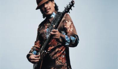 Santana zmienia kształty na nowym krążku