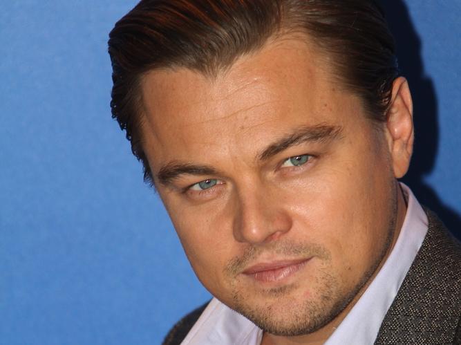 Leonardo DiCaprio polecony przez Roberta De Niro