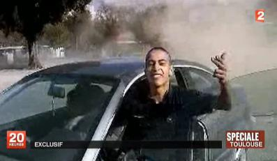 Domniemany morderca z Tuluzy Mohamed Merah