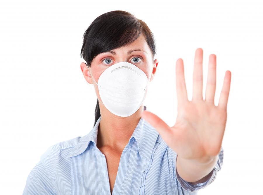 Jak chronić się przed grypą?