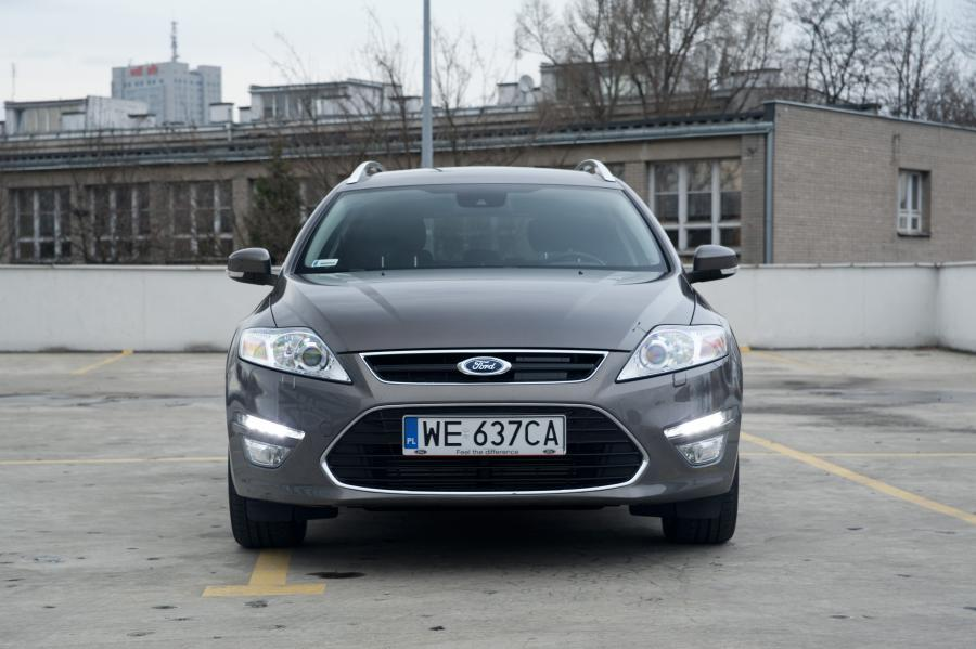 Ford mondeo - 10. miejsce na rynku aut używanych