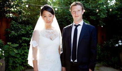 Mark Zuckerberg i Priscilla Chan