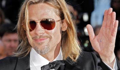 "Brad Pitt na premierze ""Killing Them Softly"" w Cannes"