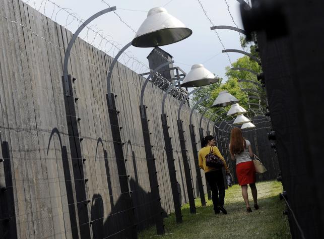 Obóz koncentracyjny stanął w Pradze