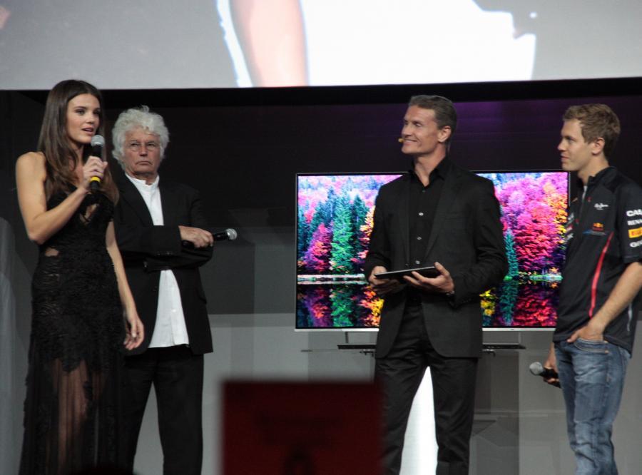 LG OLED 55\'\' - najcieńszy telewizor świata