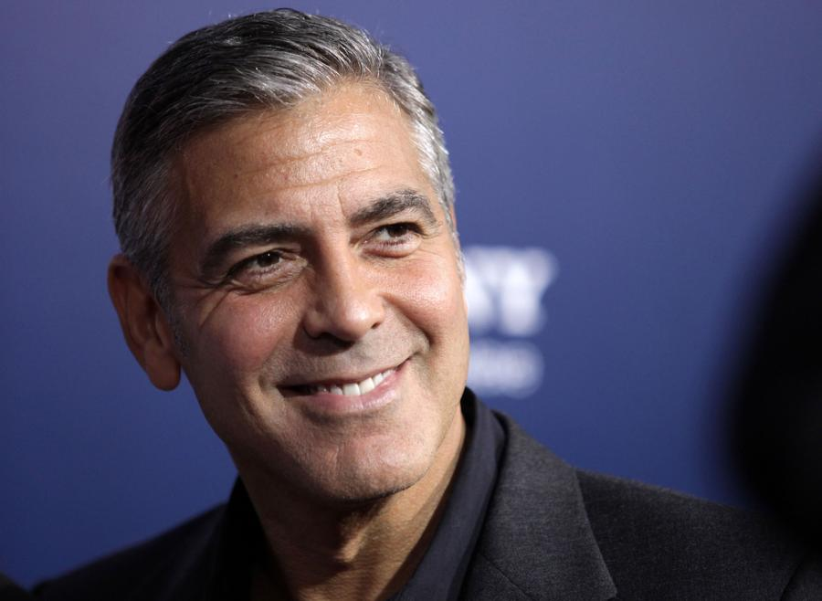 George Clooney pracuje nad trzema nowymi projektami