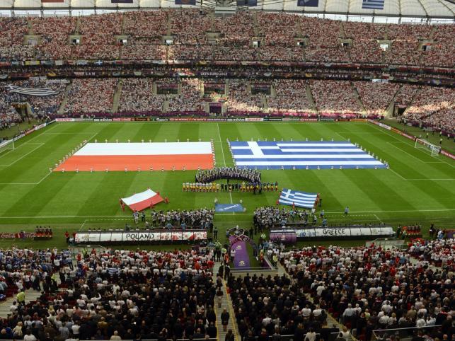 Polska Vs Grecja