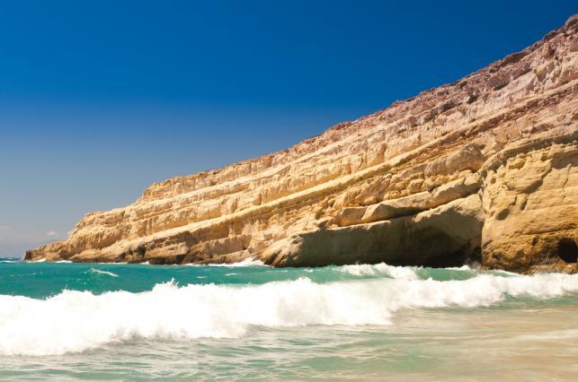 Kreta, Matala