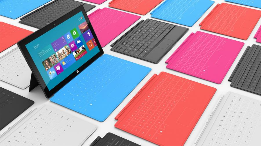 Surface - nowy tablet firmy Microsoft