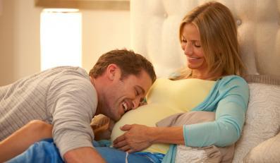 """Cameron Diaz i Matthew Morrison w """"Jak urodzić i nie zwariować"""""""