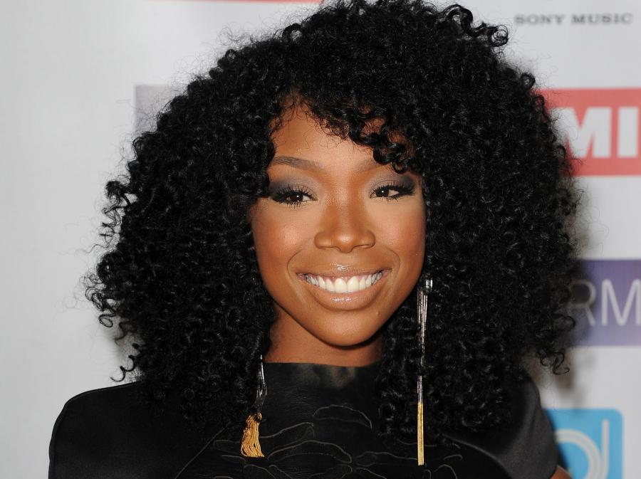 Brandy wraca z nową płytą i składa hołd Whitney Houston