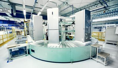 Fabryka AGD Samsunga