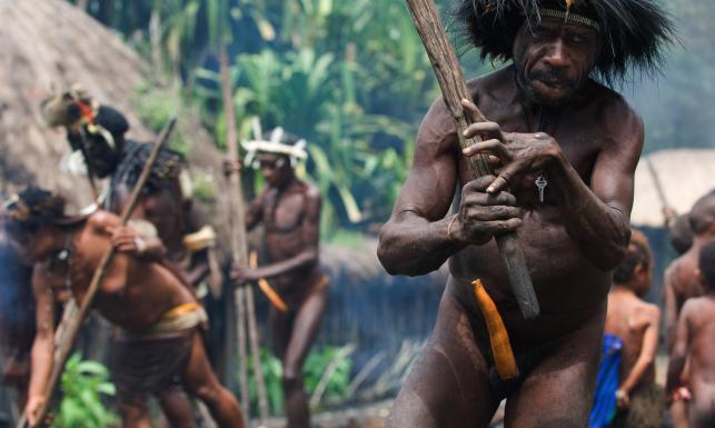 Papuasi z Nowej Gwinei