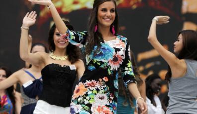 Zgrupowanie Miss World 2012
