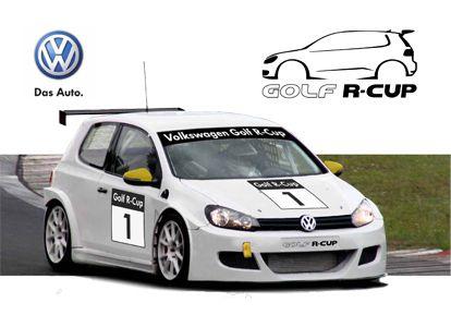 Volkswagen Golf R Cup