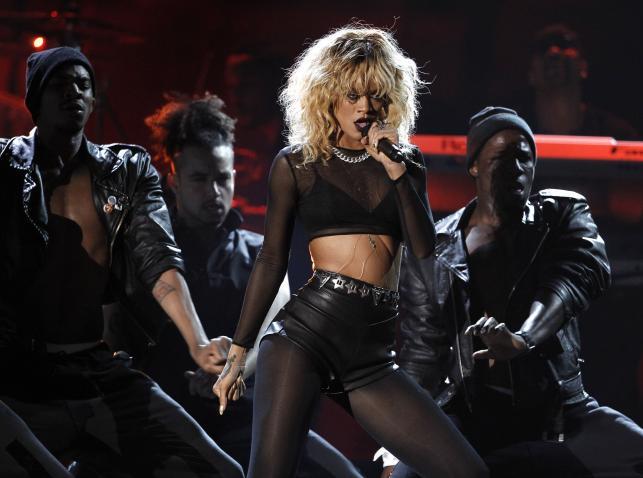 1. Rihanna
