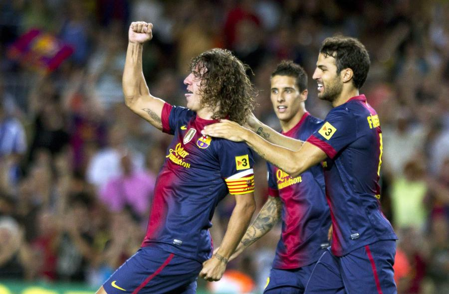 Piłkarze Barcelony