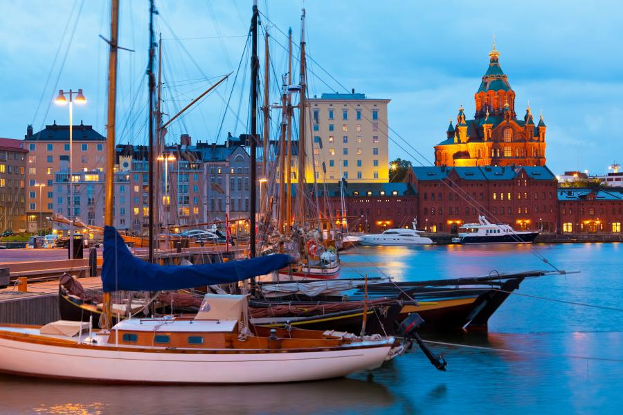 Stolica Finlandii Helsinki