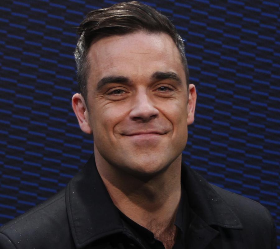Robbie Williams szczęśliwym ojcem