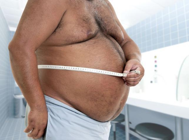 Rośnie liczba otyłych