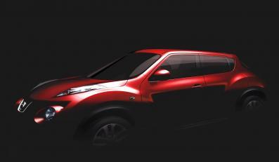 Juke - oto nowy Nissan