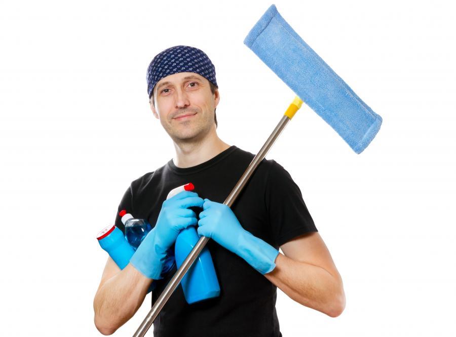 12. Utrzymuj dom w czystości