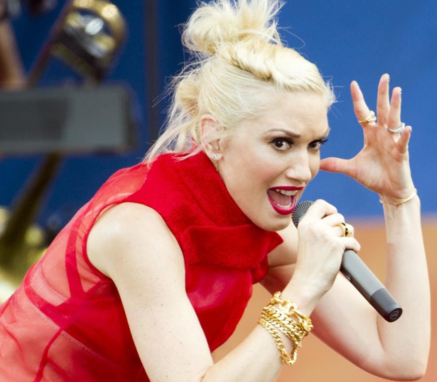 Gwen Stefani po dekadzie znów z No Doubt