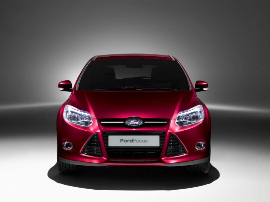 Nowy Ford Focus trzeciej generacji!