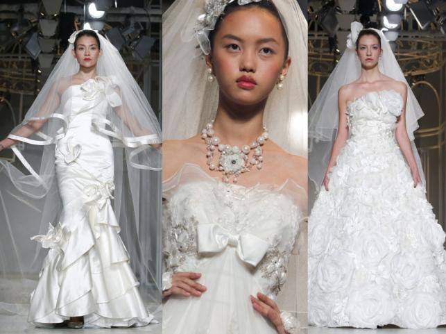 Yumi Katsura - kolekcja ślubna