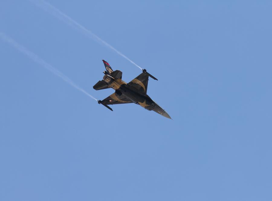 Turecki myśliwiec