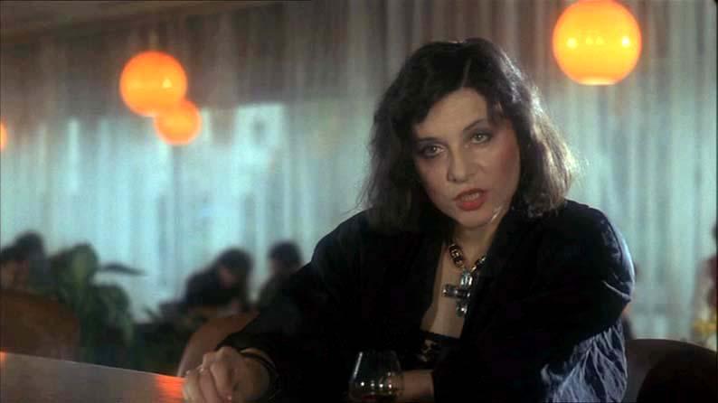 Anna Chodakowska (lata \'80) z czasu roli Renaty Glinickiej w popularnym serialu \