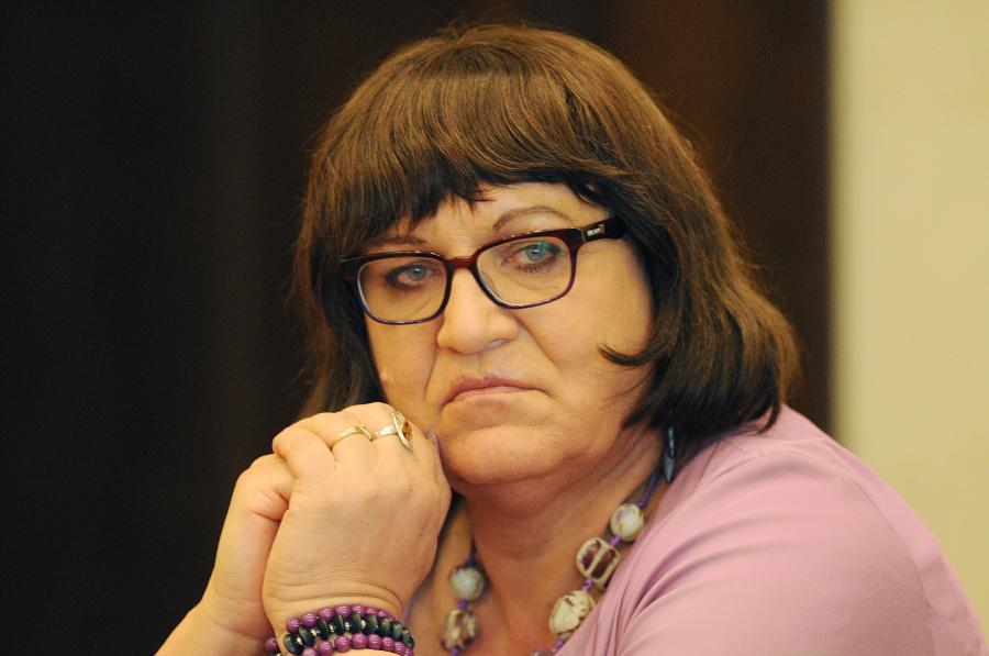 Anna Grodzka z Ruchu Palikota