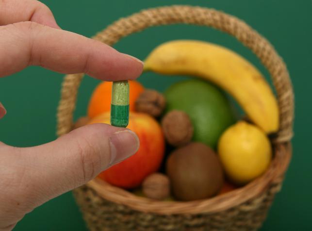 Dieta, która wzmacnia odporność