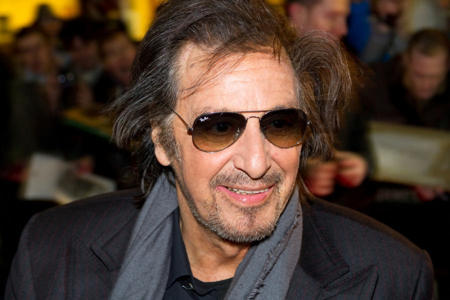 Al Pacino zagrał Phila Spectora