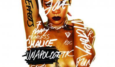 "Rihanna ujawnia tracklistę ""Unapologetic"""