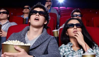 Popcorn w kinie? Lepiej wybierz orzechy
