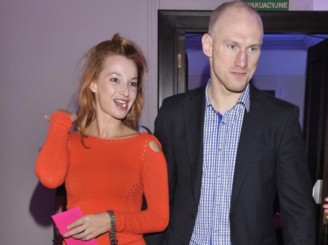 """Małgorzata Włodarczyk i Krzysztof """"Diablo"""" Włodarczyk"""