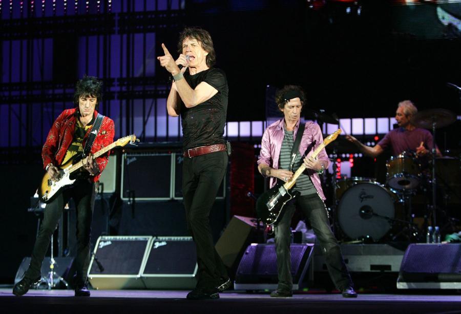The Rolling Stones rozszerzają jubileuszową trasę koncertową
