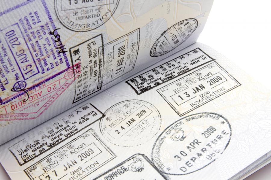 paszport wiza