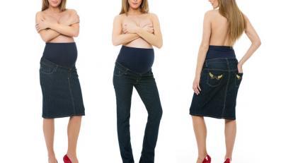 Monika Orodowska w odzieży ciążowej My Tummy
