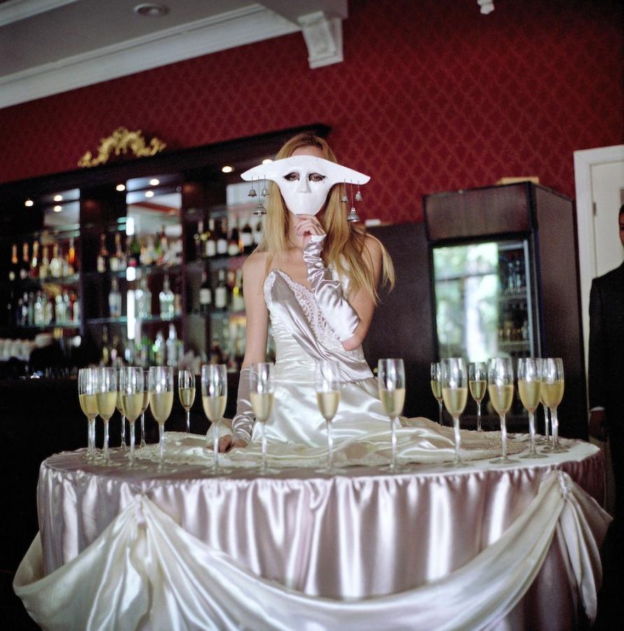 Białoruska panna młoda w kadrze Justyny Mielnikiewicz