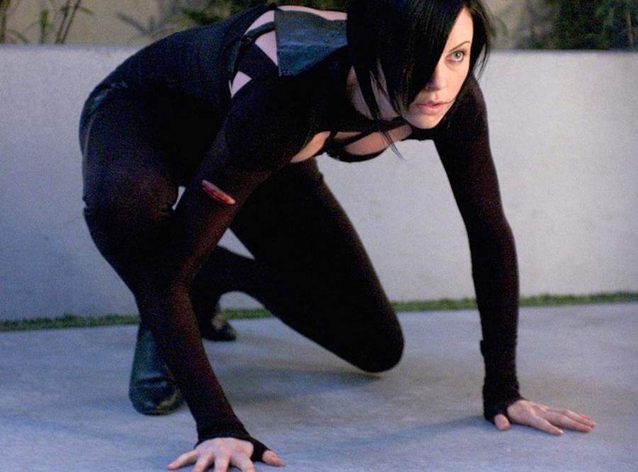 Charlize Theron w filmie \