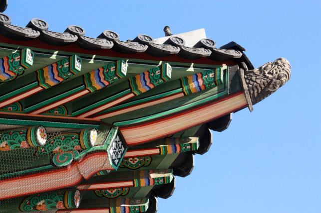 Seul, pałac Changdeokgung - siedziba koreańskiego króla