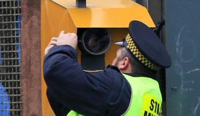 Straż miejska zakłada fotoradar